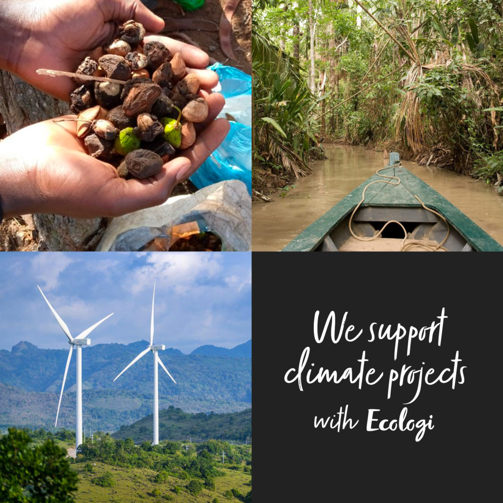 Supporting Climate Projects