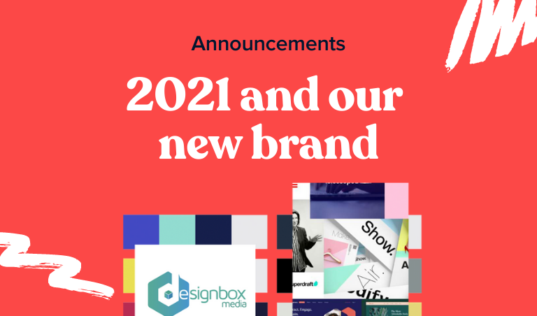 Our new brand